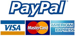 Betala tryggt och säkert via PayPal