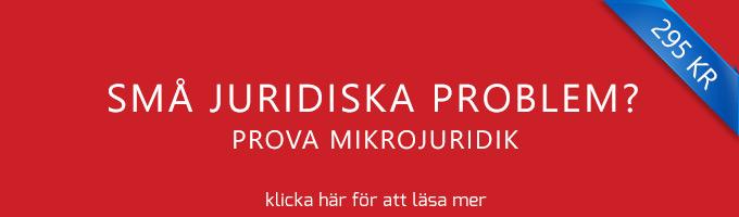 banner för mikrojuridik