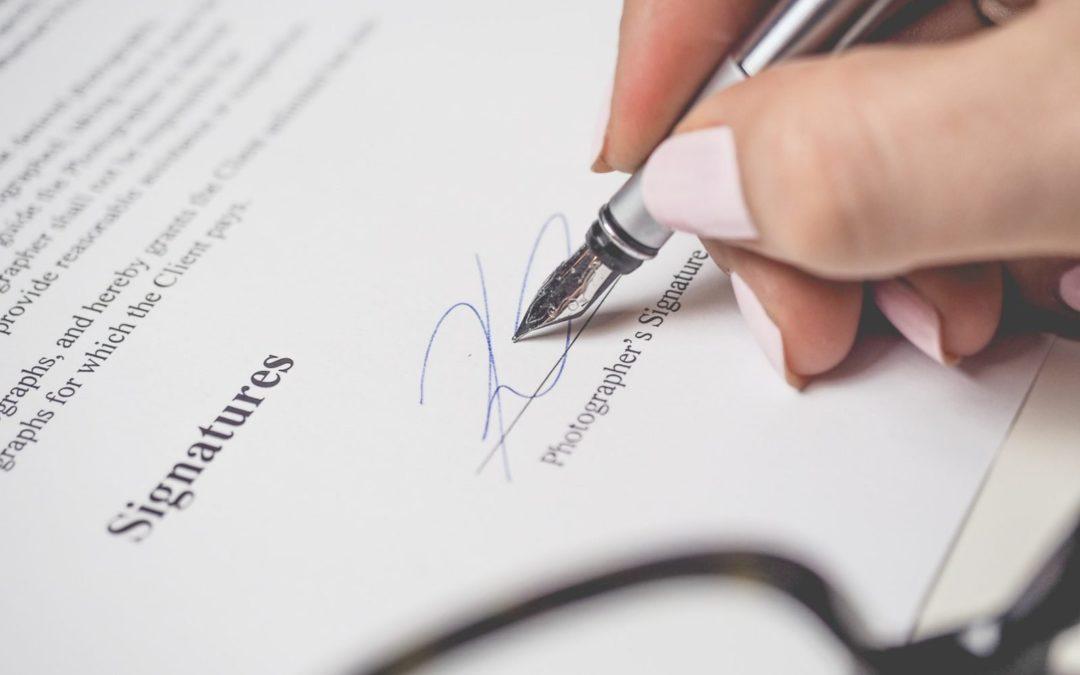 Aktieägaravtal och äktenskapsförord