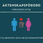 Äktenskapsförord – Kärlekens avtal