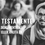 Skriva testamente – Skriva själv, dokumentmall, onlinetjänst eller anlita en advokat?