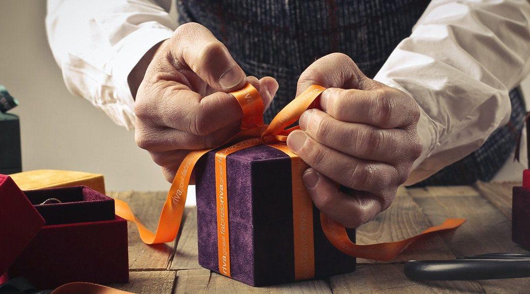 Skydda din gåva genom att göra den till enskild egendom