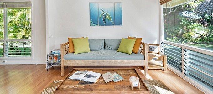 Möbler som en make i ett äktenskapsförord äger