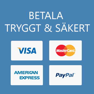 Bankkort med vilka man kan betala tryggt och säkert