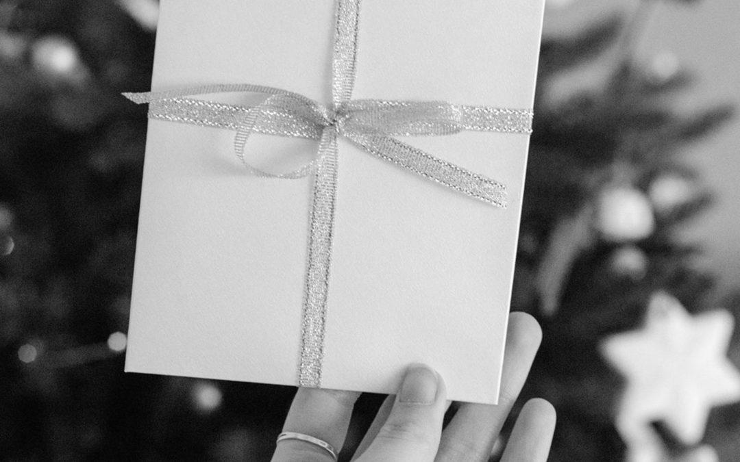 Kan man ge en gåva med stöd av en framtidsfullmakt?